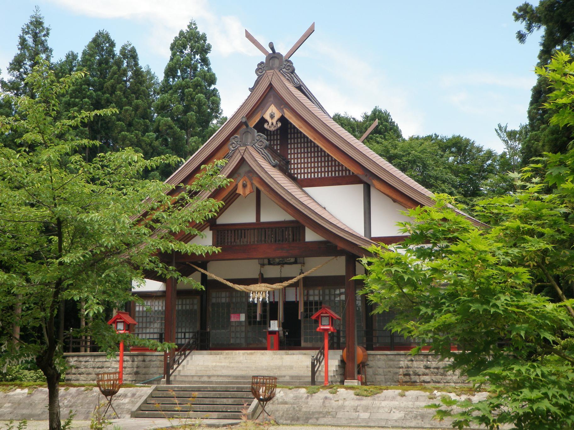 大宮子易両神社