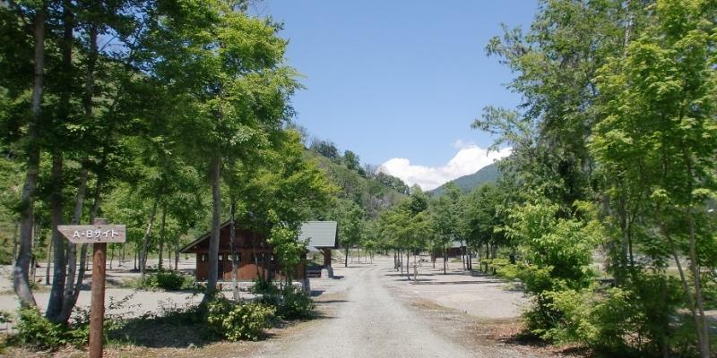 りふれorオートキャンプ場の風景