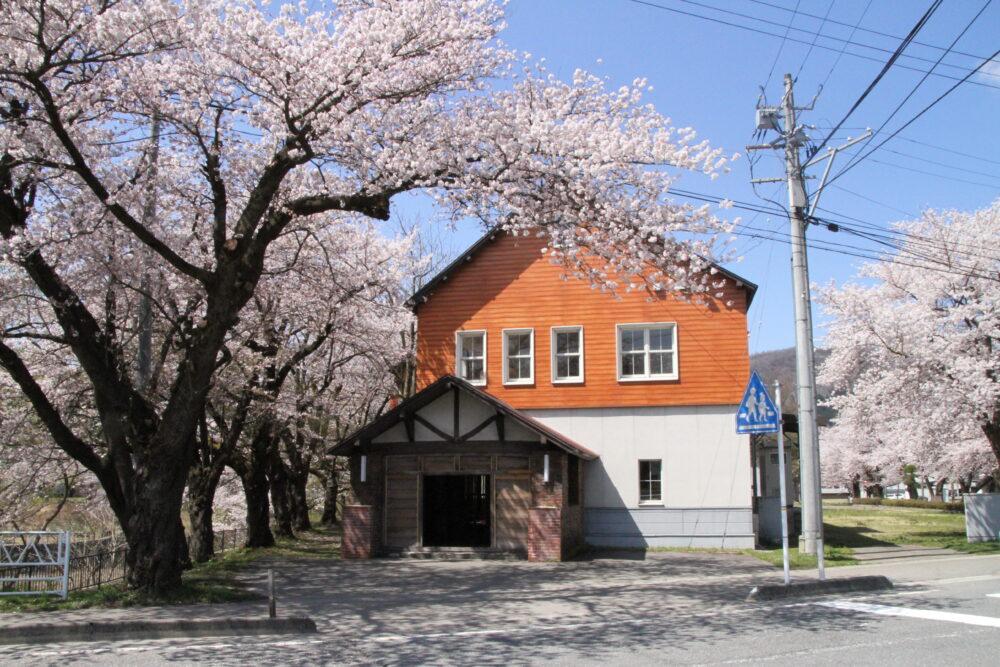 電興社寮の風景